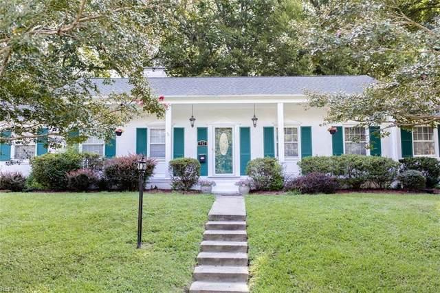 912 Catalina Dr, Newport News, VA 23608 (#10398558) :: Avalon Real Estate