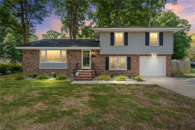 35 Gainsborough Pl, Newport News, VA 23608 (#10398562) :: The Kris Weaver Real Estate Team