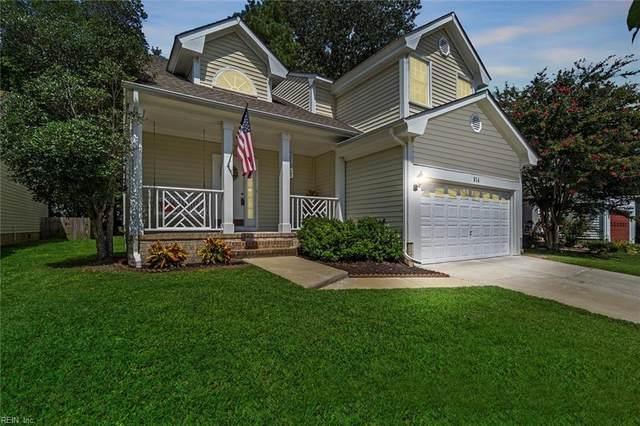 914 Thatcher Way, Chesapeake, VA 23320 (#10398577) :: Rocket Real Estate