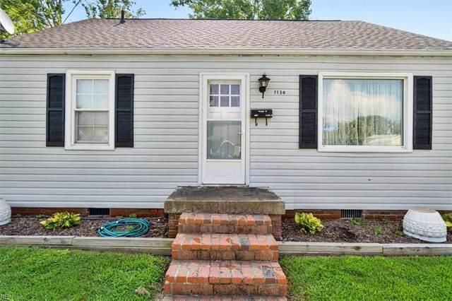 1130 Dahlia Ln, Hampton, VA 23663 (#10398582) :: Team L'Hoste Real Estate