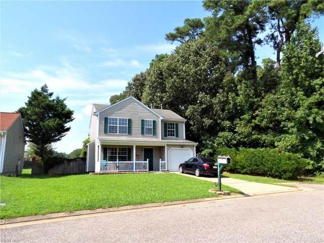 405 General Ct, Newport News, VA 23608 (#10398583) :: Team L'Hoste Real Estate
