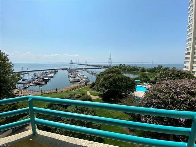 7501 River Rd 3E, Newport News, VA 23607 (#10398627) :: Atlantic Sotheby's International Realty