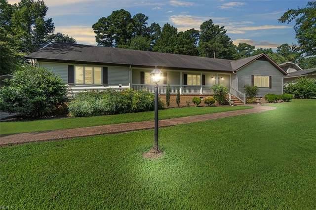 22480 Homestead Ln, Southampton County, VA 23851 (#10398649) :: Berkshire Hathaway HomeServices Towne Realty