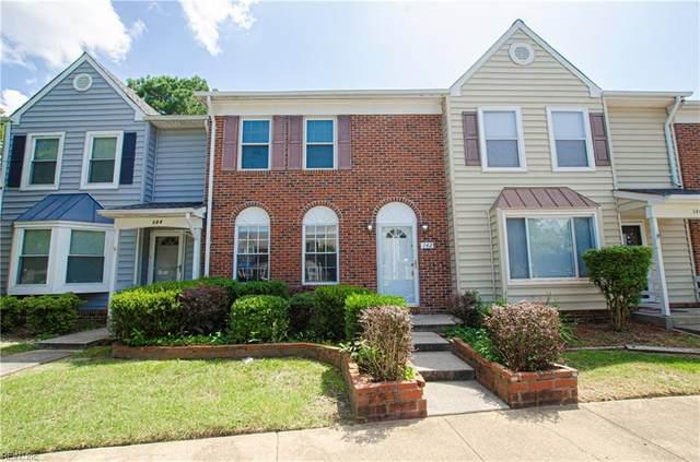 142 Whitewater Dr, Newport News, VA 23608 (#10398670) :: Team L'Hoste Real Estate