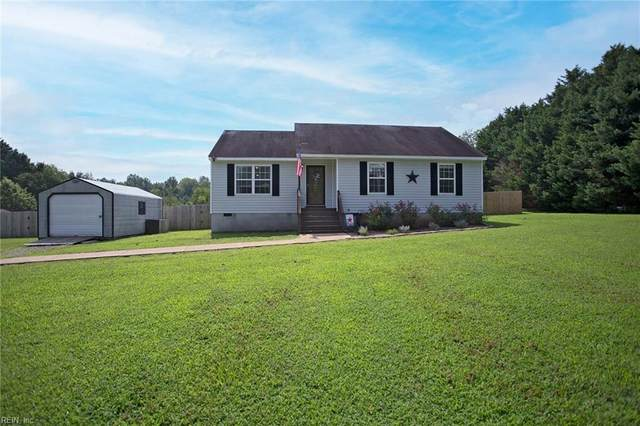 24 Healys Trace Ln, Middlesex County, VA 23149 (#10398675) :: Atkinson Realty
