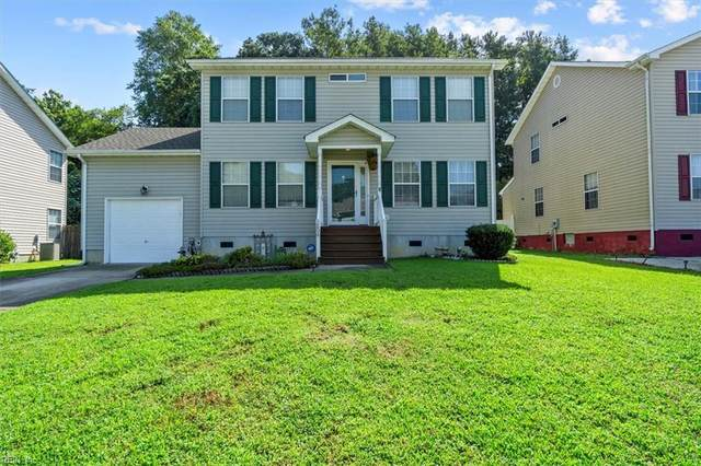 1206 Baltic St, Suffolk, VA 23434 (#10398676) :: Berkshire Hathaway HomeServices Towne Realty