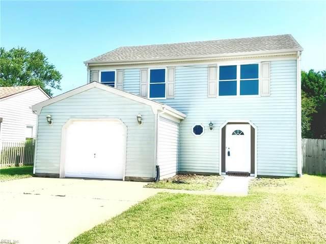 1856 John Brown Ln, Virginia Beach, VA 23464 (#10398684) :: Austin James Realty LLC