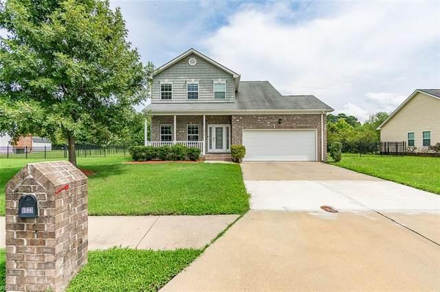 6023 Mainsail Ln, Suffolk, VA 23435 (#10398687) :: Berkshire Hathaway HomeServices Towne Realty