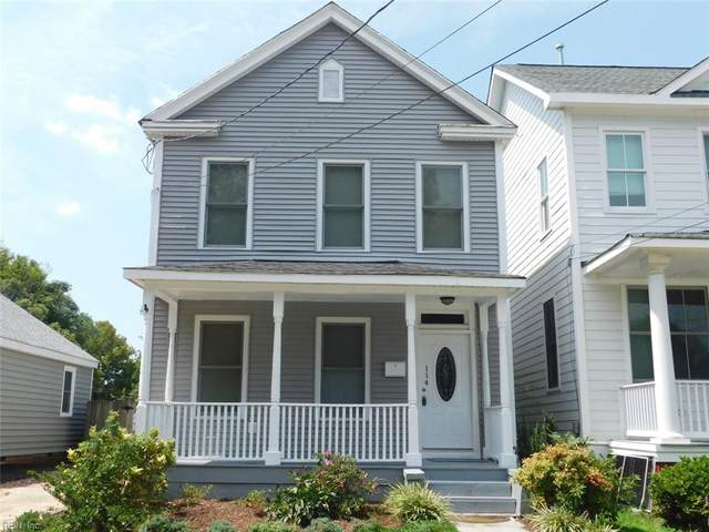 114 Webster Ave, Portsmouth, VA 23704 (#10398708) :: Berkshire Hathaway HomeServices Towne Realty