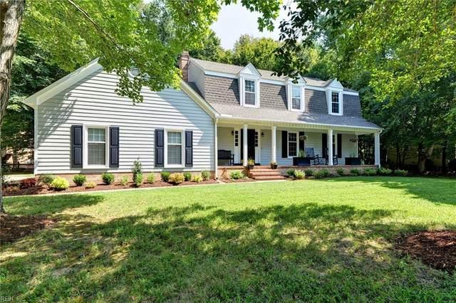 3344 Timber Rdg, James City County, VA 23185 (#10398715) :: Berkshire Hathaway HomeServices Towne Realty