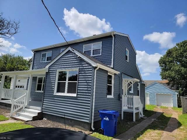 1810 Charleston Ave, Portsmouth, VA 23704 (#10398717) :: Atlantic Sotheby's International Realty