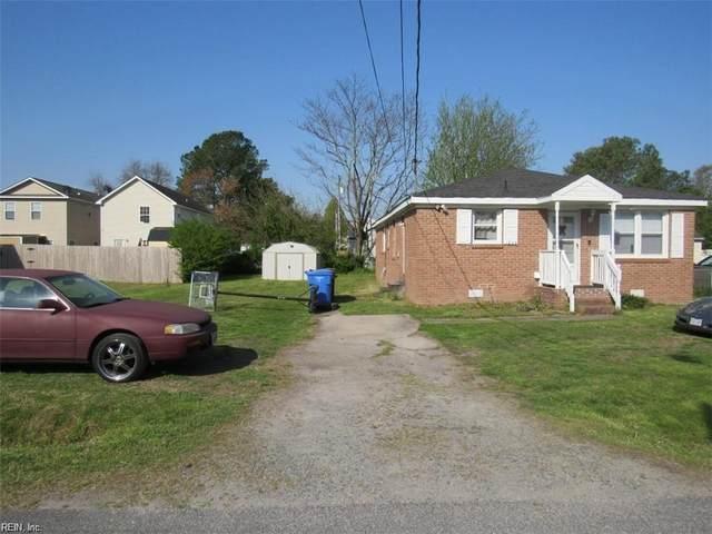 1824 Oliver Ave, Chesapeake, VA 23324 (#10398720) :: Team L'Hoste Real Estate