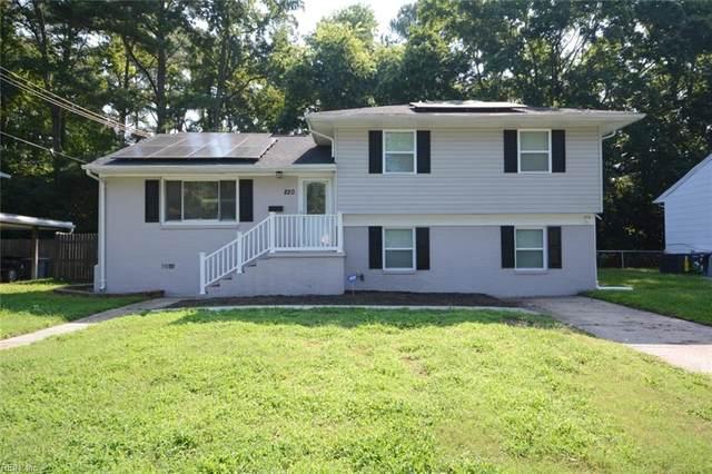 820 Arlington Ter, Hampton, VA 23666 (#10398735) :: Team L'Hoste Real Estate