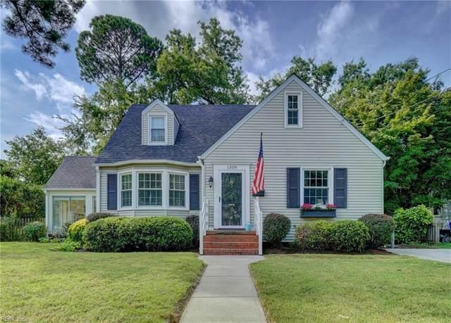 1509 Magnolia Ave, Norfolk, VA 23508 (#10398806) :: The Kris Weaver Real Estate Team