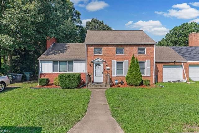 13 Langston Blvd, Hampton, VA 23666 (#10398808) :: Berkshire Hathaway HomeServices Towne Realty
