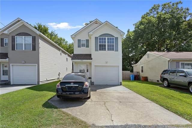 1410 Oliver Ave, Chesapeake, VA 23324 (#10398821) :: Avalon Real Estate