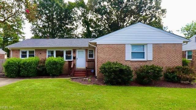808 Ray Pl, Virginia Beach, VA 23454 (#10398826) :: Team L'Hoste Real Estate