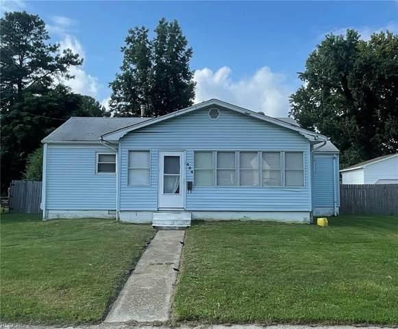 404 Beechdale Rd, Portsmouth, VA 23701 (#10398830) :: The Kris Weaver Real Estate Team