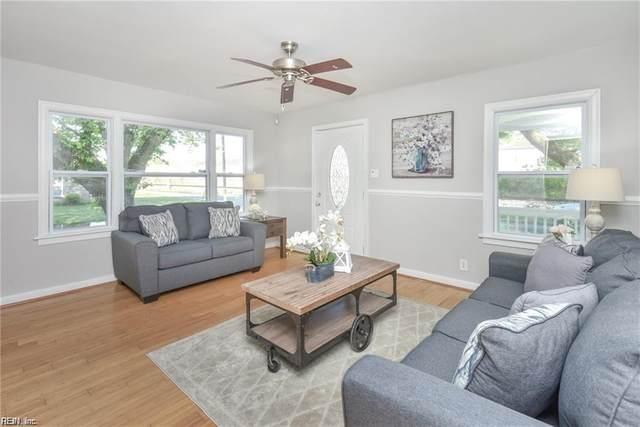 3821 S Cape Henry Ave, Norfolk, VA 23502 (#10398884) :: Austin James Realty LLC