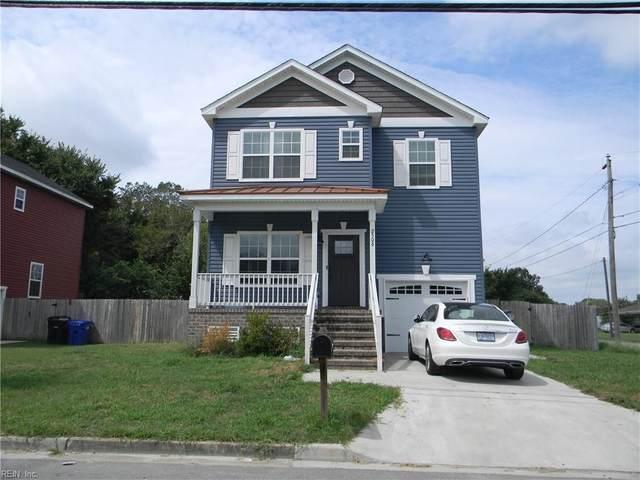 2508 Chestnut St, Portsmouth, VA 23704 (#10398894) :: Austin James Realty LLC