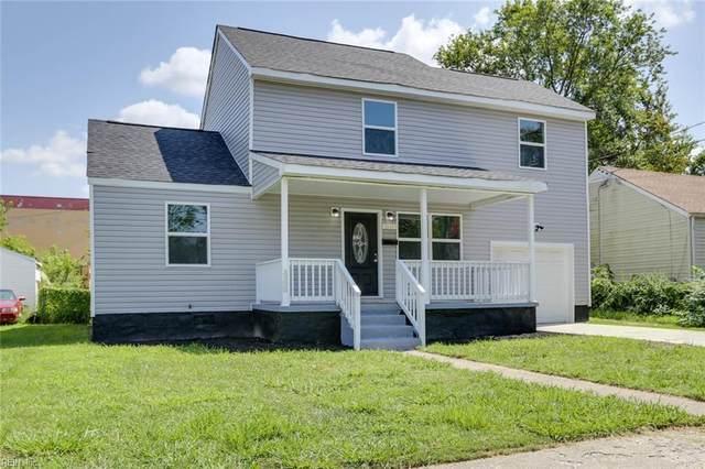 1511 Laselle Ave, Portsmouth, VA 23707 (#10398930) :: Abbitt Realty Co.