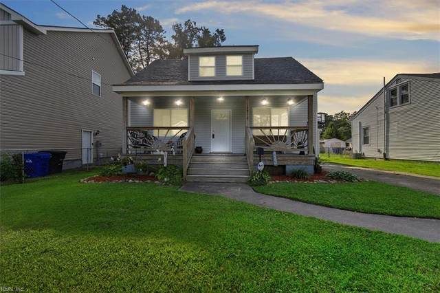 3912 Deep Creek Blvd, Portsmouth, VA 23702 (#10398971) :: Berkshire Hathaway HomeServices Towne Realty