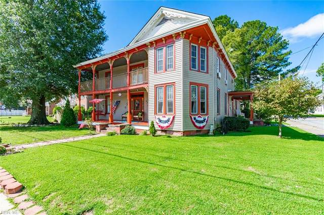 32156 S Main St, Southampton County, VA 23827 (#10398976) :: Berkshire Hathaway HomeServices Towne Realty