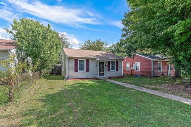 528 Smiley Rd, Hampton, VA 23663 (#10398977) :: Austin James Realty LLC
