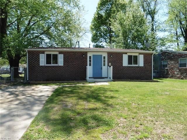 2404 Andrews Blvd, Hampton, VA 23663 (#10398980) :: Verian Realty