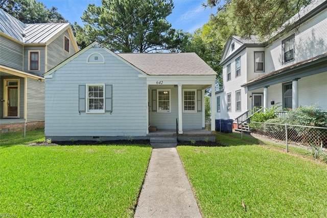 642 Mt Vernon Ave, Portsmouth, VA 23707 (#10398992) :: Rocket Real Estate