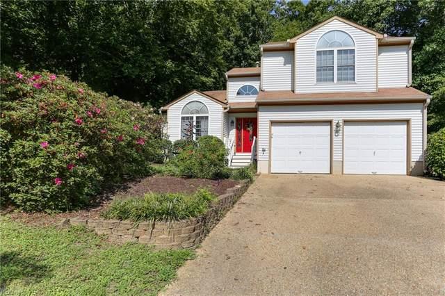 107 Boulder Way, York County, VA 23185 (#10399018) :: Team L'Hoste Real Estate