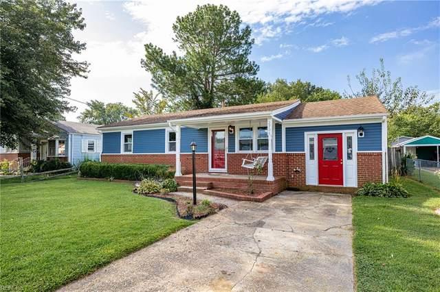 2706 Halsey St, Chesapeake, VA 23324 (#10399027) :: The Kris Weaver Real Estate Team