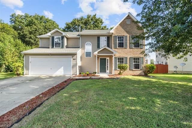 309 Roberta Dr, Hampton, VA 23666 (#10399063) :: Berkshire Hathaway HomeServices Towne Realty