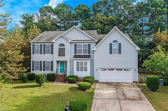 1 Ducette Dr, Hampton, VA 23666 (#10399069) :: Berkshire Hathaway HomeServices Towne Realty