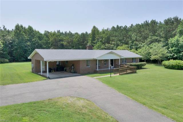 2215 Taylorsville Rd, King & Queen County, VA 23156 (#10399105) :: Atkinson Realty