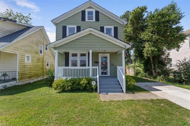 307 Hickory Ave, Newport News, VA 23607 (#10399123) :: Atlantic Sotheby's International Realty