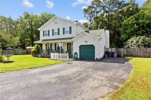 6 Brians Ct, Hampton, VA 23664 (#10399168) :: Rocket Real Estate