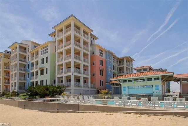 3738 Sandpiper Rd 437B, Virginia Beach, VA 23456 (#10399192) :: Atlantic Sotheby's International Realty