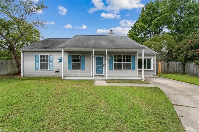 817 Estelle Ct, Newport News, VA 23608 (#10399196) :: Berkshire Hathaway HomeServices Towne Realty