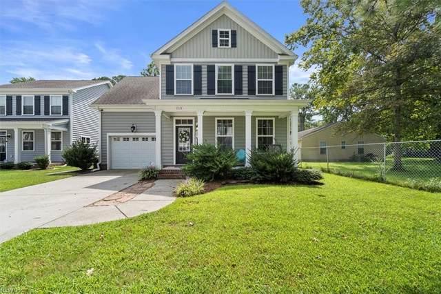 113 Bedford Pl, Portsmouth, VA 23701 (#10399218) :: Team L'Hoste Real Estate