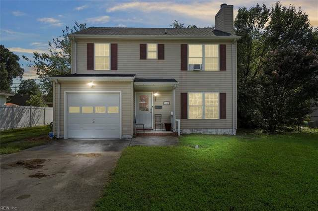 3803 High St, Portsmouth, VA 23707 (MLS #10399256) :: AtCoastal Realty