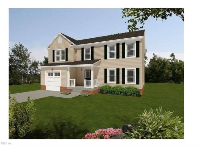 1 Douglas St, Hampton, VA 23663 (#10399273) :: Atlantic Sotheby's International Realty