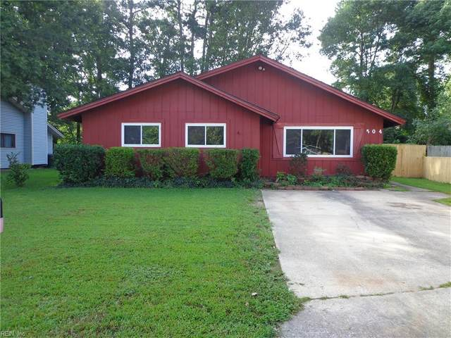 504 Cambertree Way, Newport News, VA 23608 (#10399276) :: Berkshire Hathaway HomeServices Towne Realty