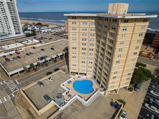3810 Atlantic Ave #606, Virginia Beach, VA 23451 (#10399284) :: The Kris Weaver Real Estate Team