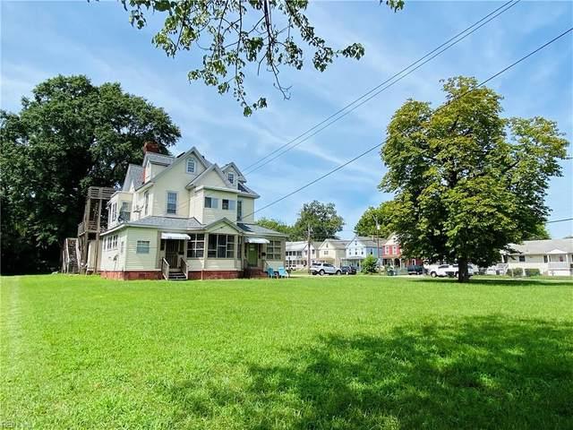 406 S Armistead Ave, Hampton, VA 23669 (#10399296) :: Berkshire Hathaway HomeServices Towne Realty