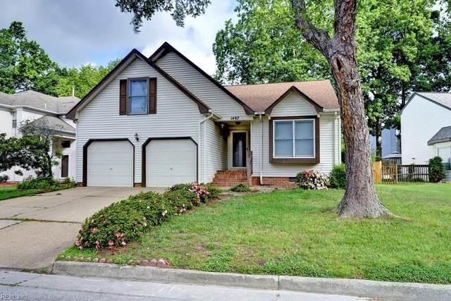 1497 Berkshire Dr, Newport News, VA 23602 (#10399303) :: Momentum Real Estate