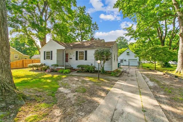 16 E Commodore Dr E, Newport News, VA 23601 (#10399311) :: Berkshire Hathaway HomeServices Towne Realty
