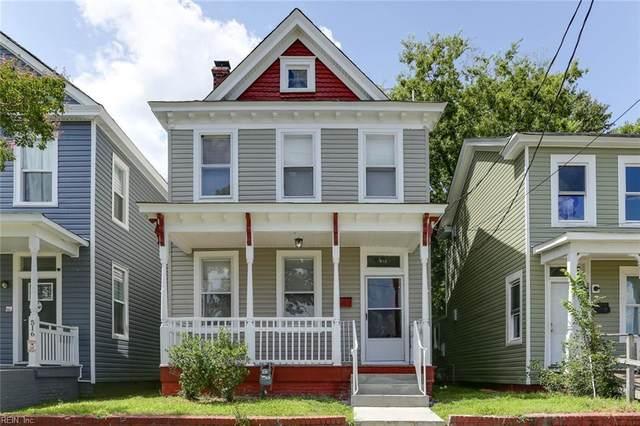 512 Yorktown Ave, Portsmouth, VA 23704 (#10399329) :: The Kris Weaver Real Estate Team