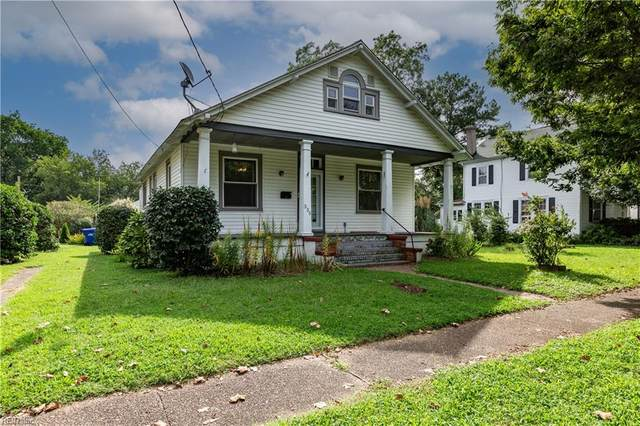 335 Hamilton Ave, Portsmouth, VA 23707 (#10399349) :: Rocket Real Estate