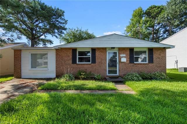1805 Nickerson Blvd, Hampton, VA 23663 (#10399358) :: Verian Realty